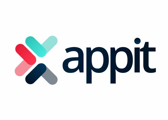 AppIt Ventures logo on white