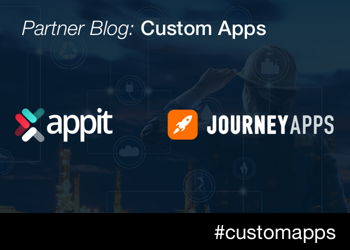 AppIt Ventures Logo and JourneyApps logo