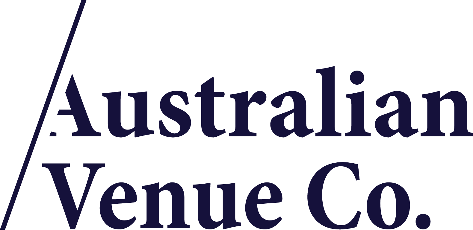 Australian Venue Co. logo