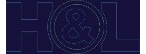 H & L logo