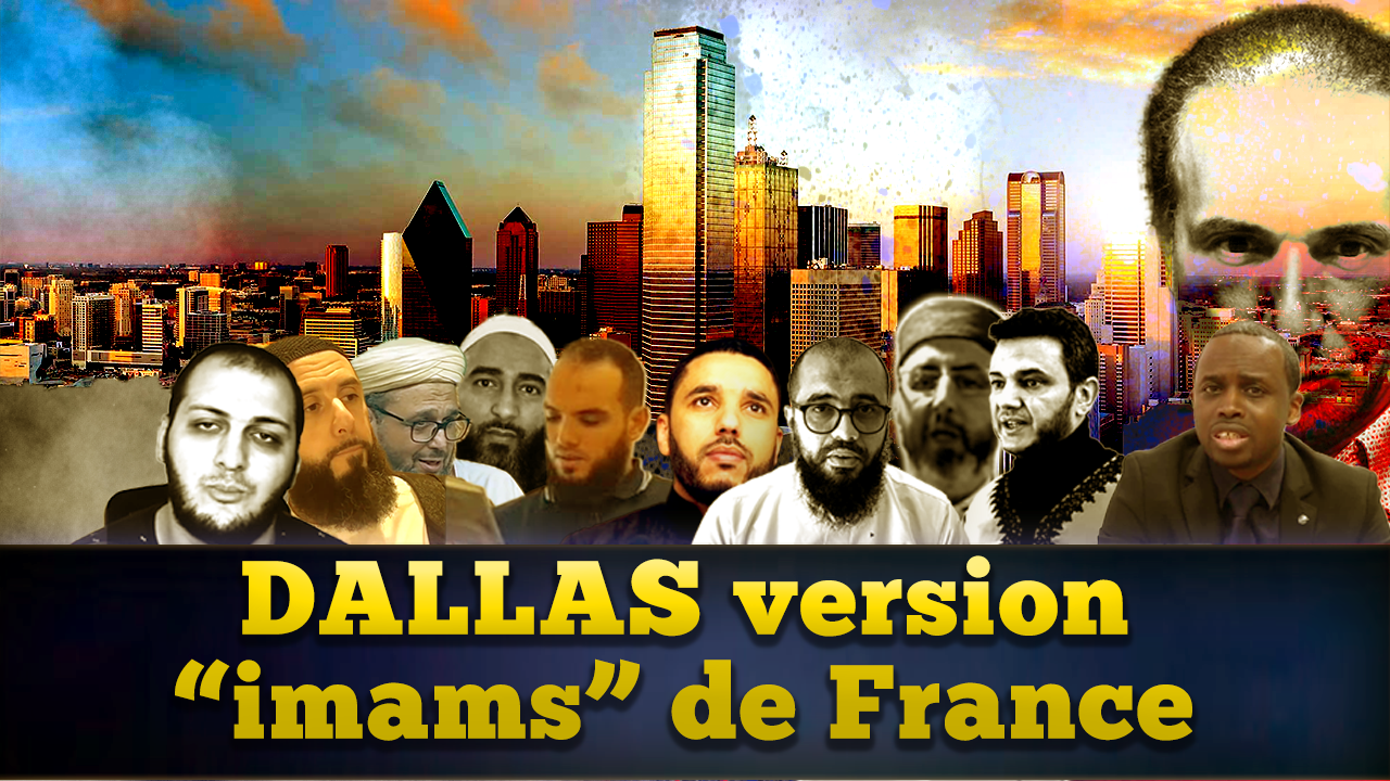 imams de france dallas - maamar metmati - contre offensive edition