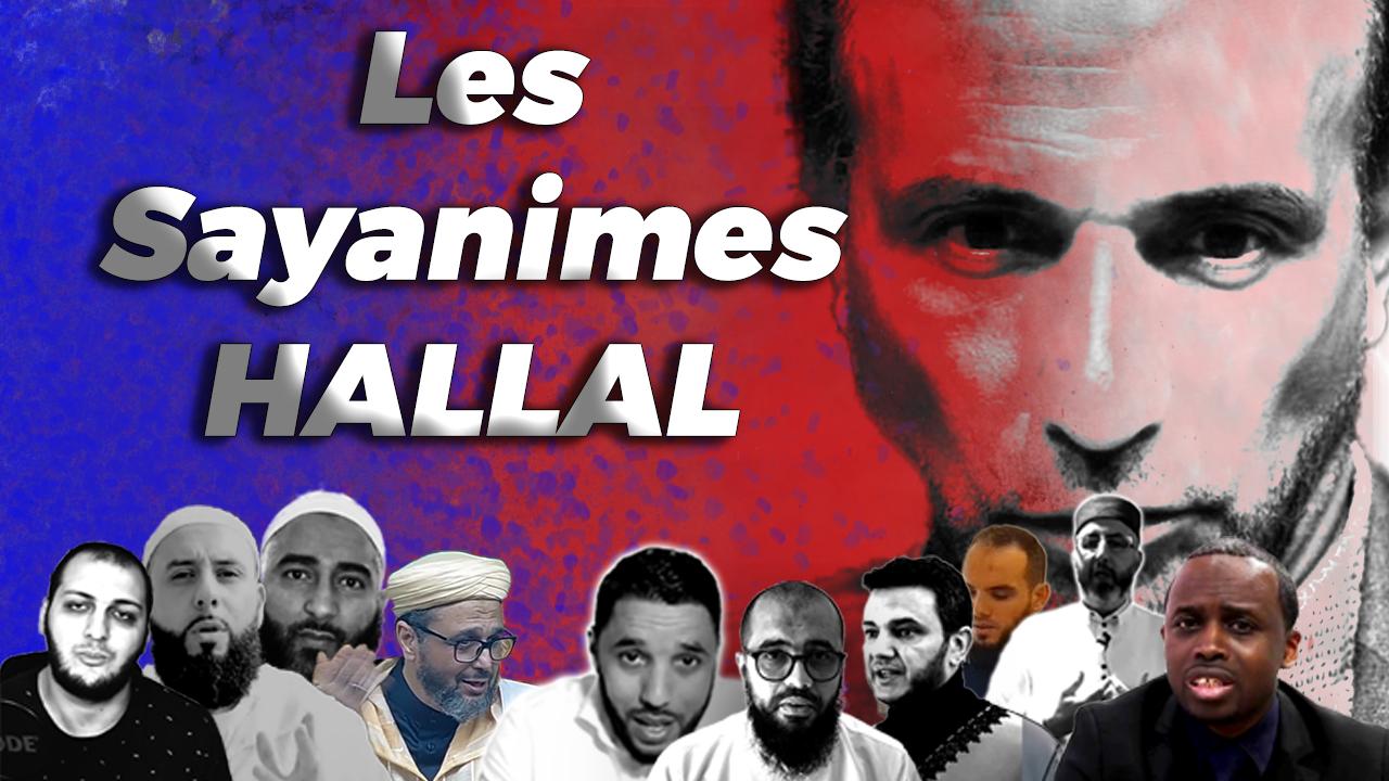 les sayanimes hallal  imams de france - maamar metmati