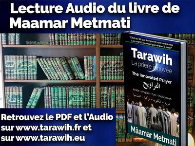 Livre tarawih - Lecture audio du livre