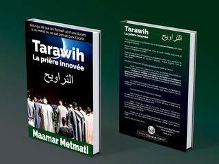 Livre Tarawih - La prière innovée