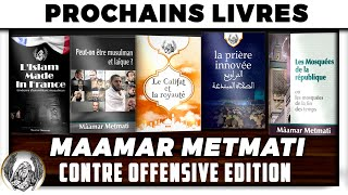 Livres - Maamar Metmati
