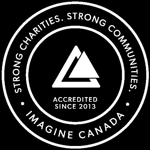 Imagine Canada Certified logo