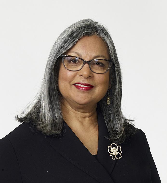 HHSF CEO Pearl Veenema