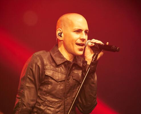 Singer Tony Vincent
