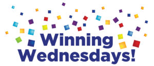 Winning Wednesdays logo