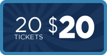 Button to buy 20 tickets for $20