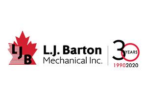 LJ Barton logo
