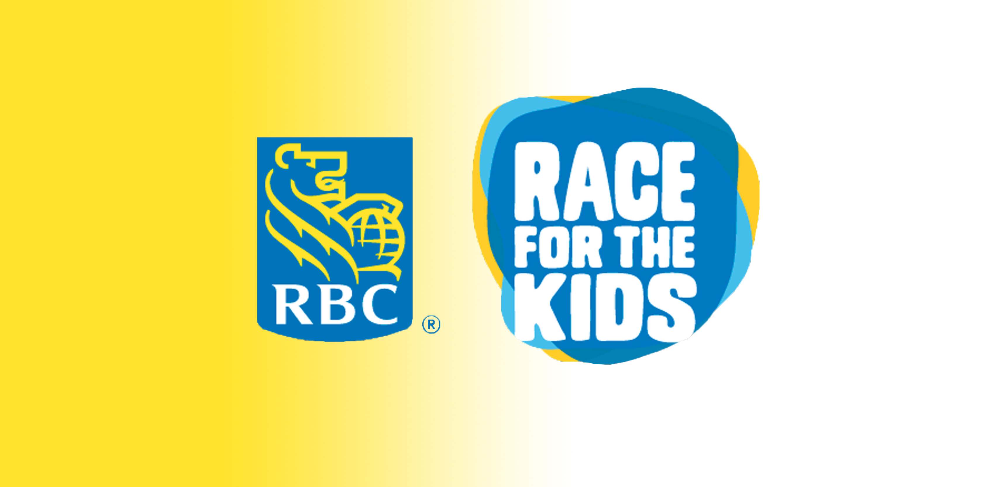 RBC Race for the Kids logos