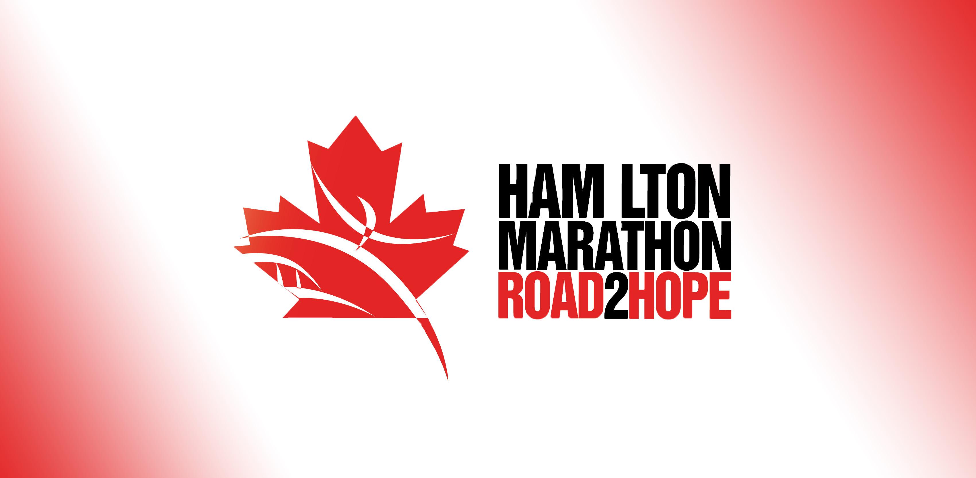 Hamilton Marathon Road2Hope logo