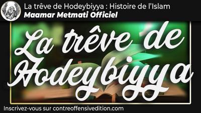 La trêve de Hodeybiyya