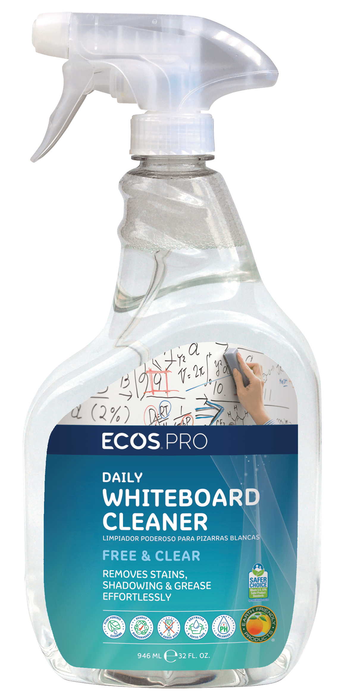 ECOS PRO - Everyday Whiteboard Cleaner