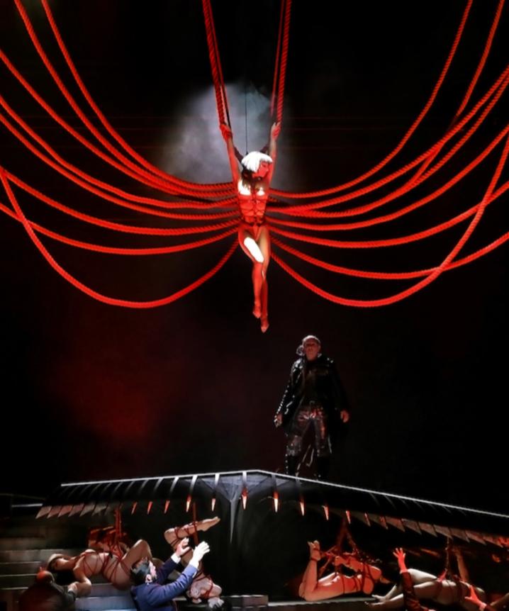 Opera Australia's 2019 production of Madama Butterfly by Graeme Murphy. Image: Prudence Upton.