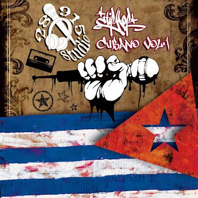 Cuban hip-hop mixtape cover. Source: https://losminavip.blogspot.com/2009/12/28915-studio-hip-hop-cubano-vol1.html.