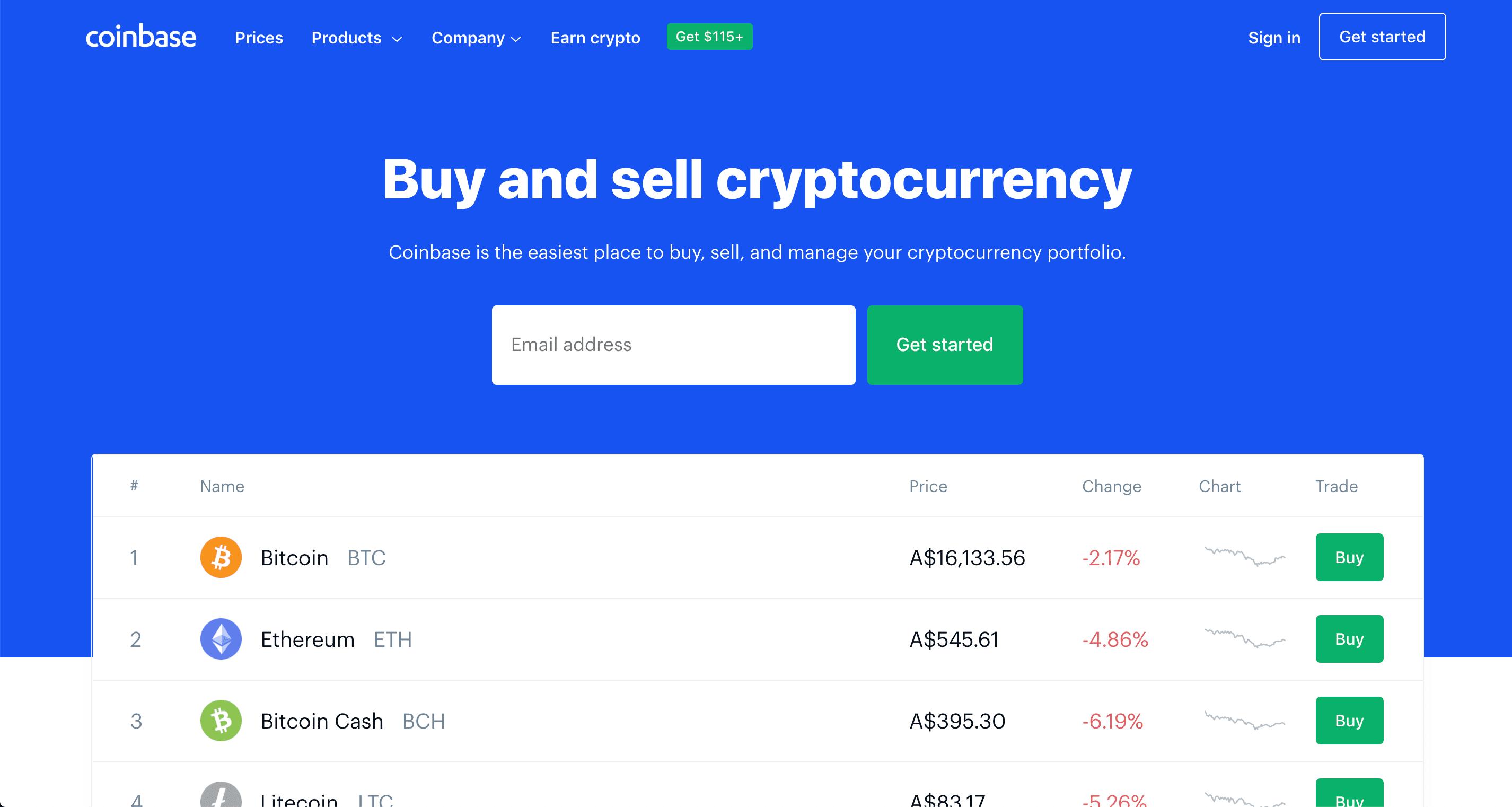 Independent Reserve - Australian Cryptocurrency Exchange