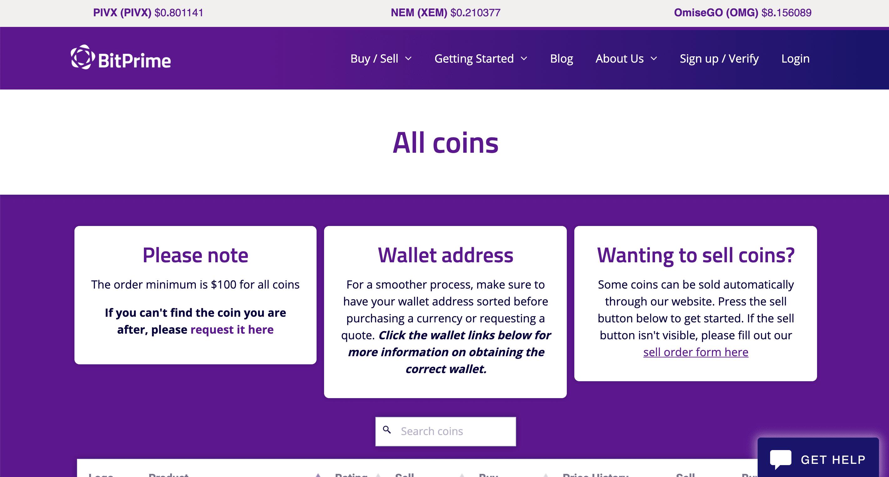 CoinSpot - Australia's best altcoin exchange