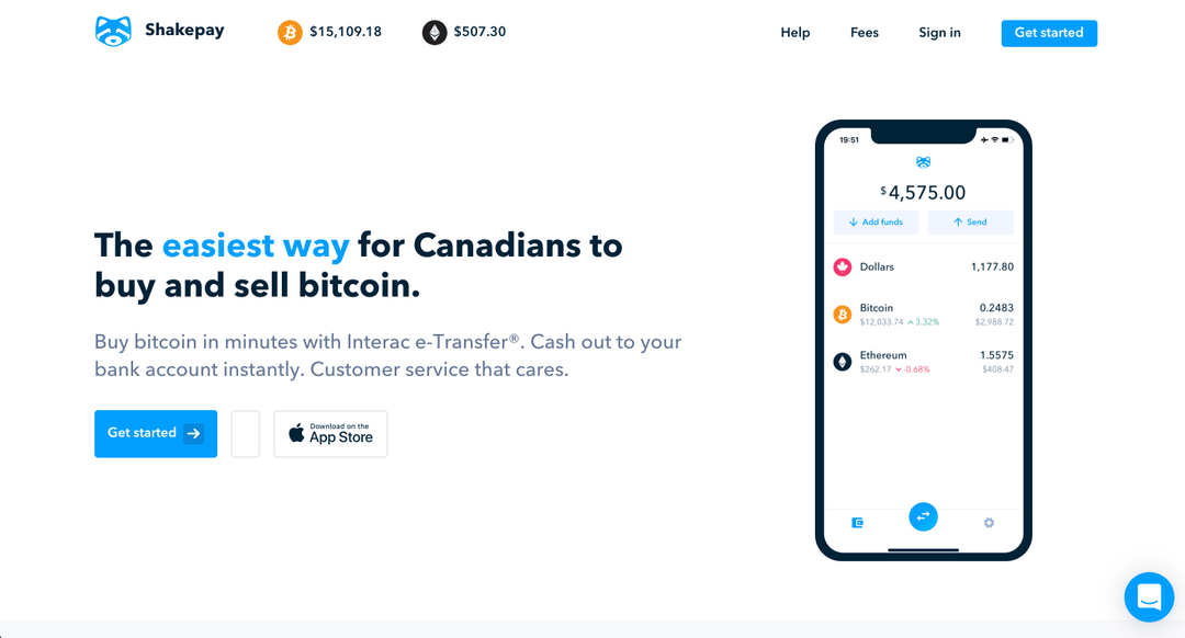 Coinsquare Canada cryptocurrency exchange