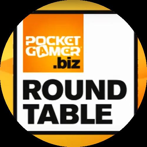 Pocket Gamer Round Table logo