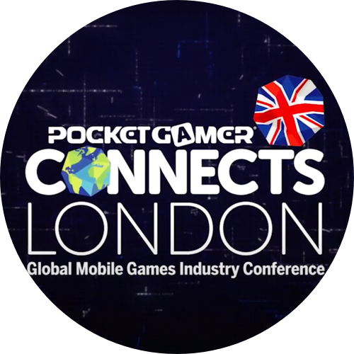 Pocket Gamer Connects London logo