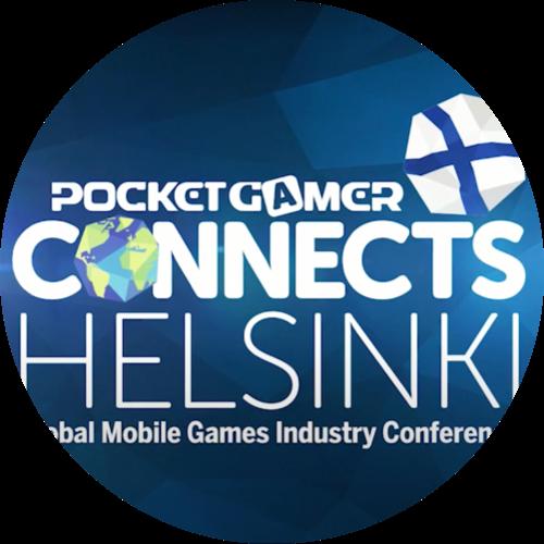 Pocket Gamer Connects Helsinki logo