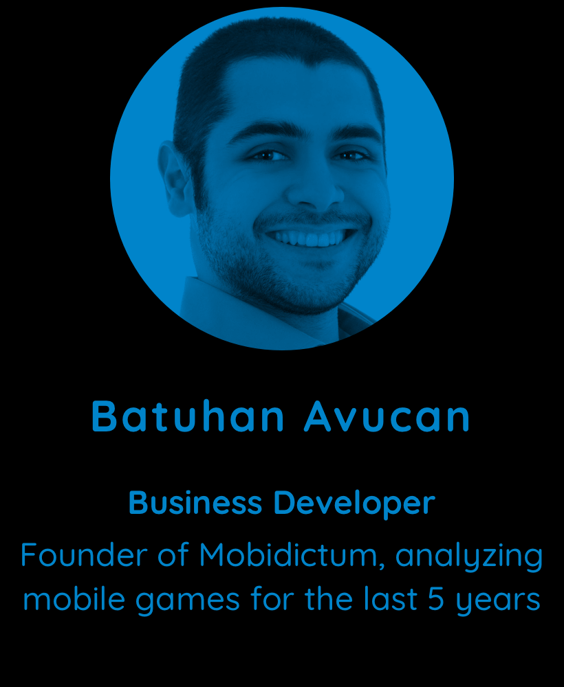 Batuhan Avucan, Business Developer