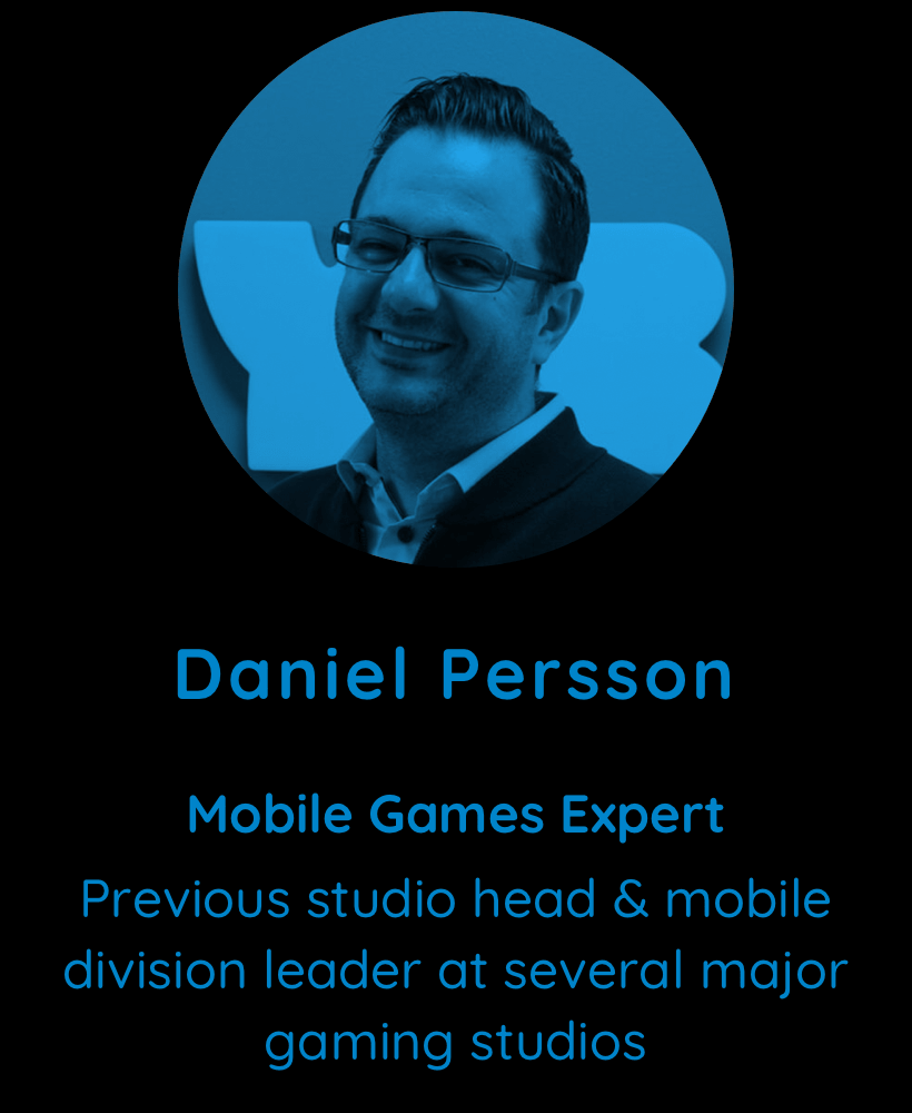 Daniel Persson, Mobile Games Expert