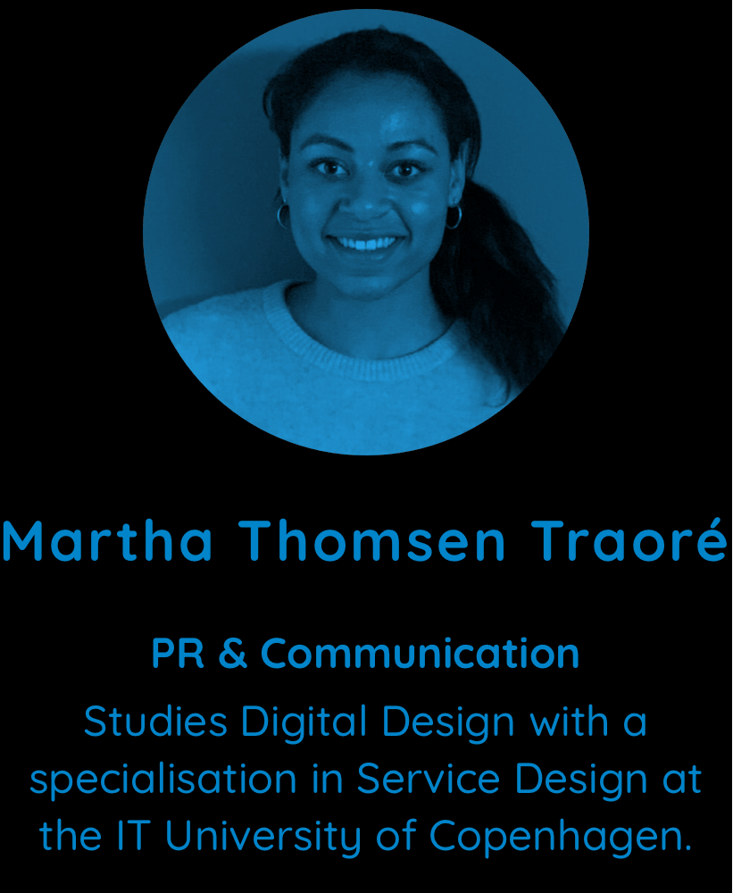 Martha Thomsen Traore, PR & Communication