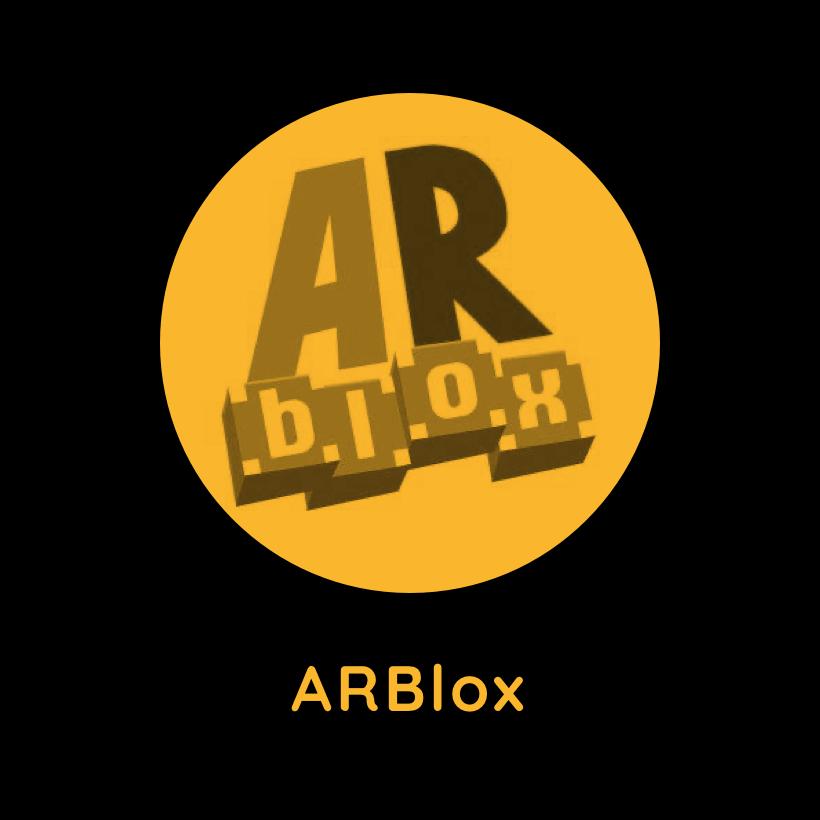 AR Blox logo