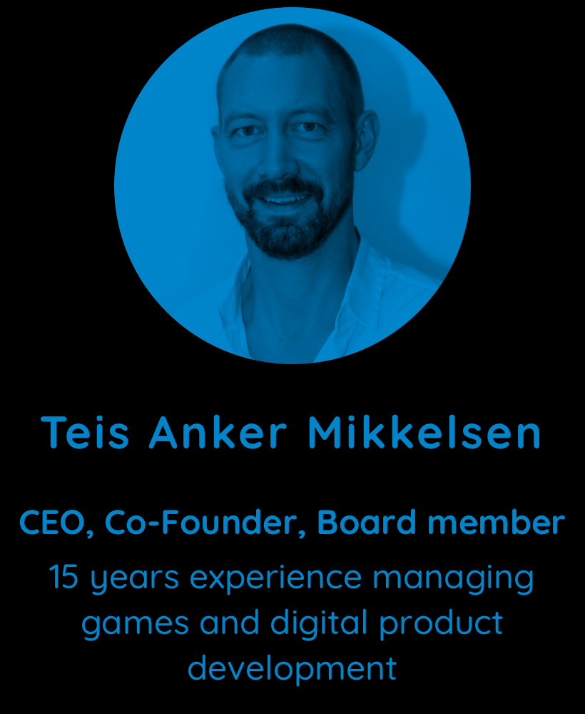 Teis Anker Mikkelsen, CEO, Co-founder, Board member of Unleashd