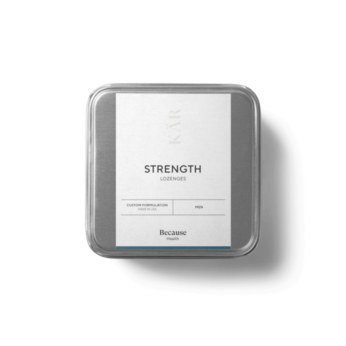 Strength Lozenges