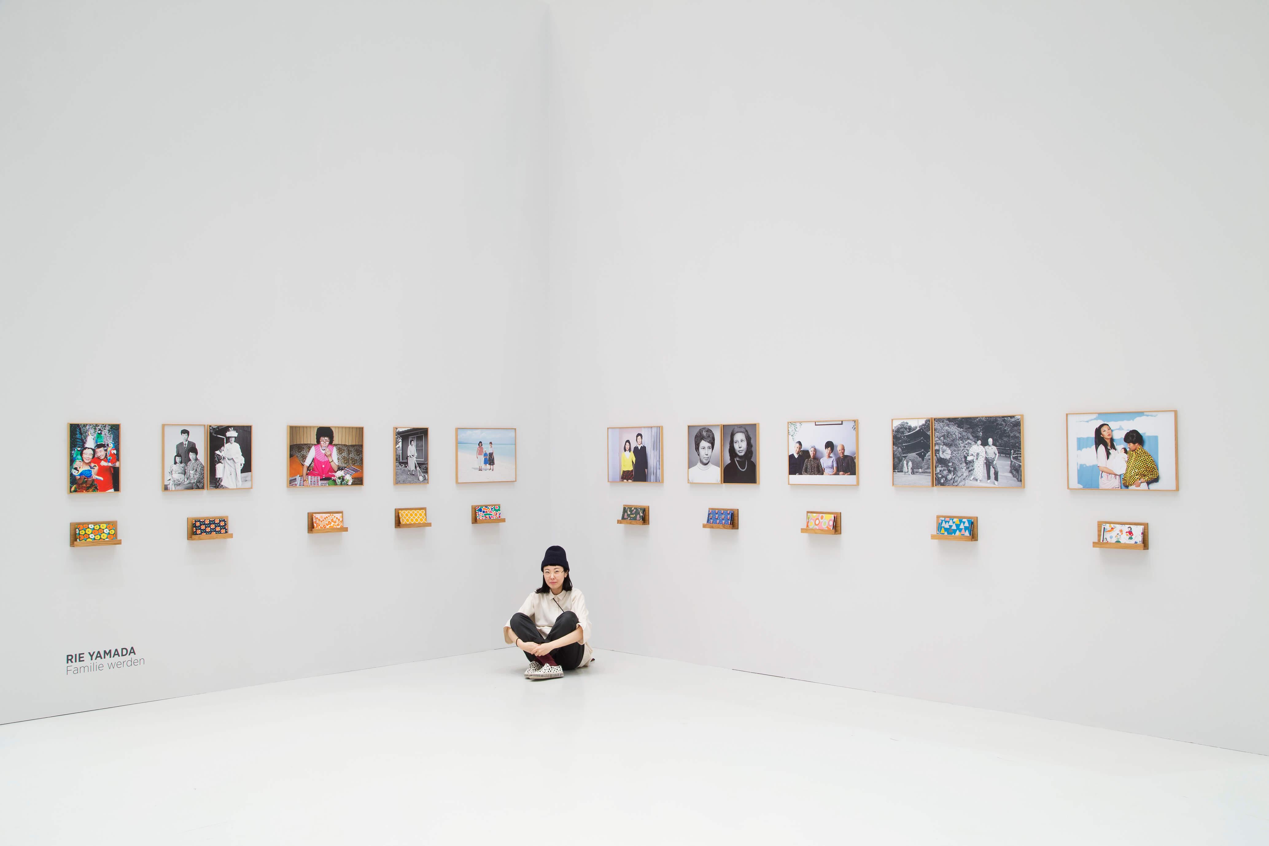 """Wystawa """"Familie Werden"""" i spotkanie z artystką Rie Yamada"""