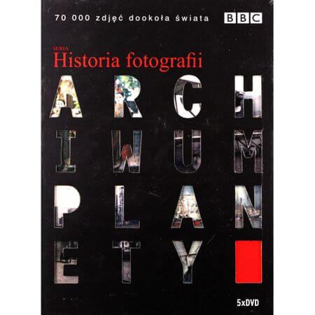 """Historia Fotografii. Archiwum Planety"""
