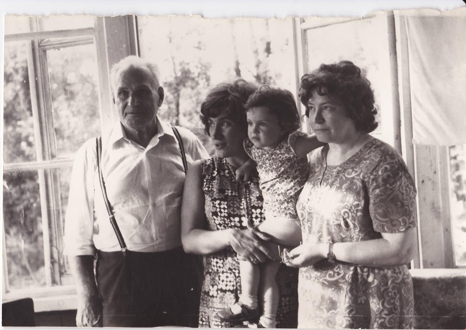 "Xenia Nikolskaya ""The House My Grandfather Built�"