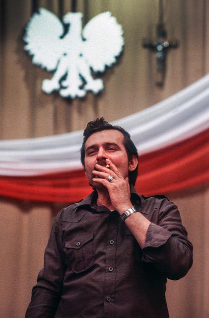 Bydgoski Marzec '81 w obiektywie Chrisa Niedenthala