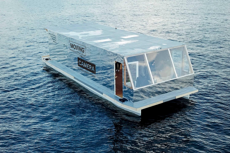 Camera Obscura Boat