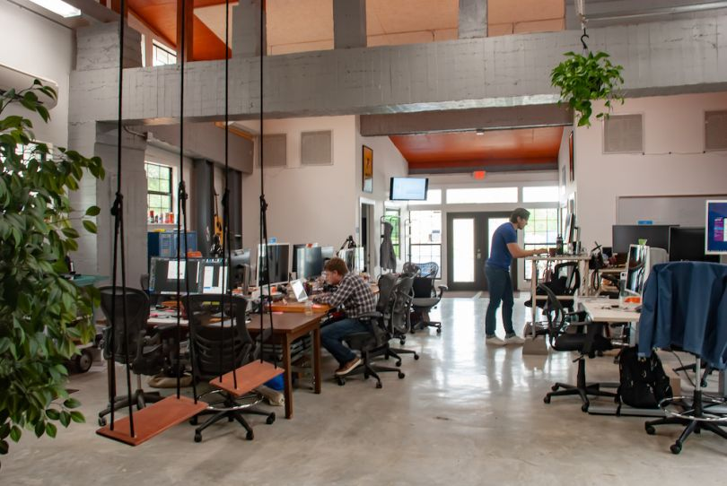 3 Austin tech offices designed to inspire | Built In Austin