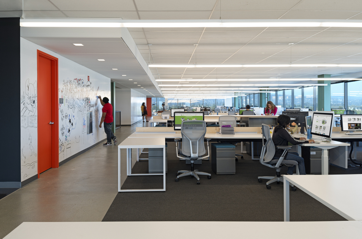 Evernote - Redwood City Offices - Office Snapshots
