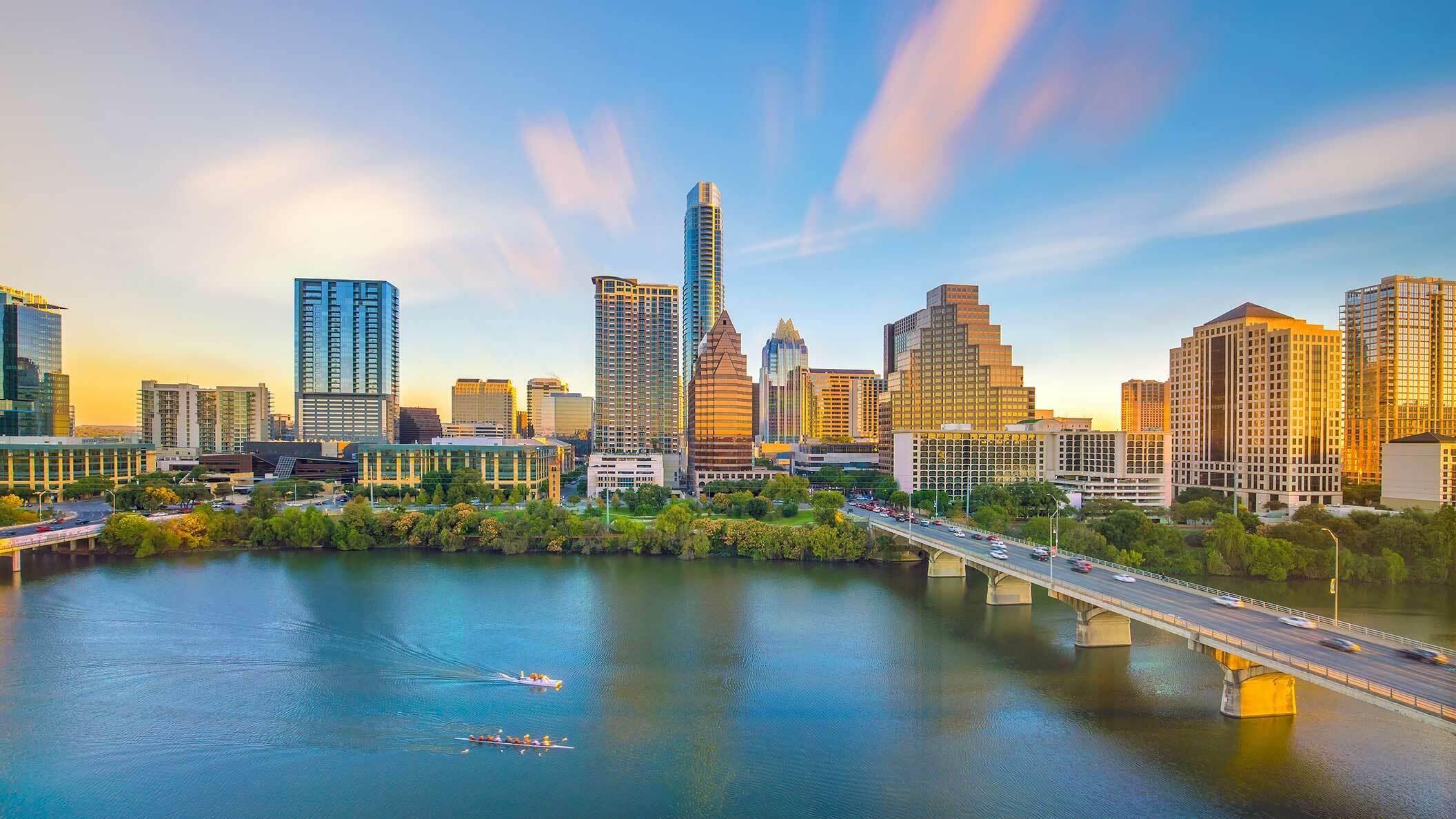 Office Interior Design Services in Austin