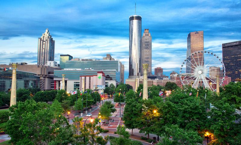 Office Interior Design Services in Atlanta