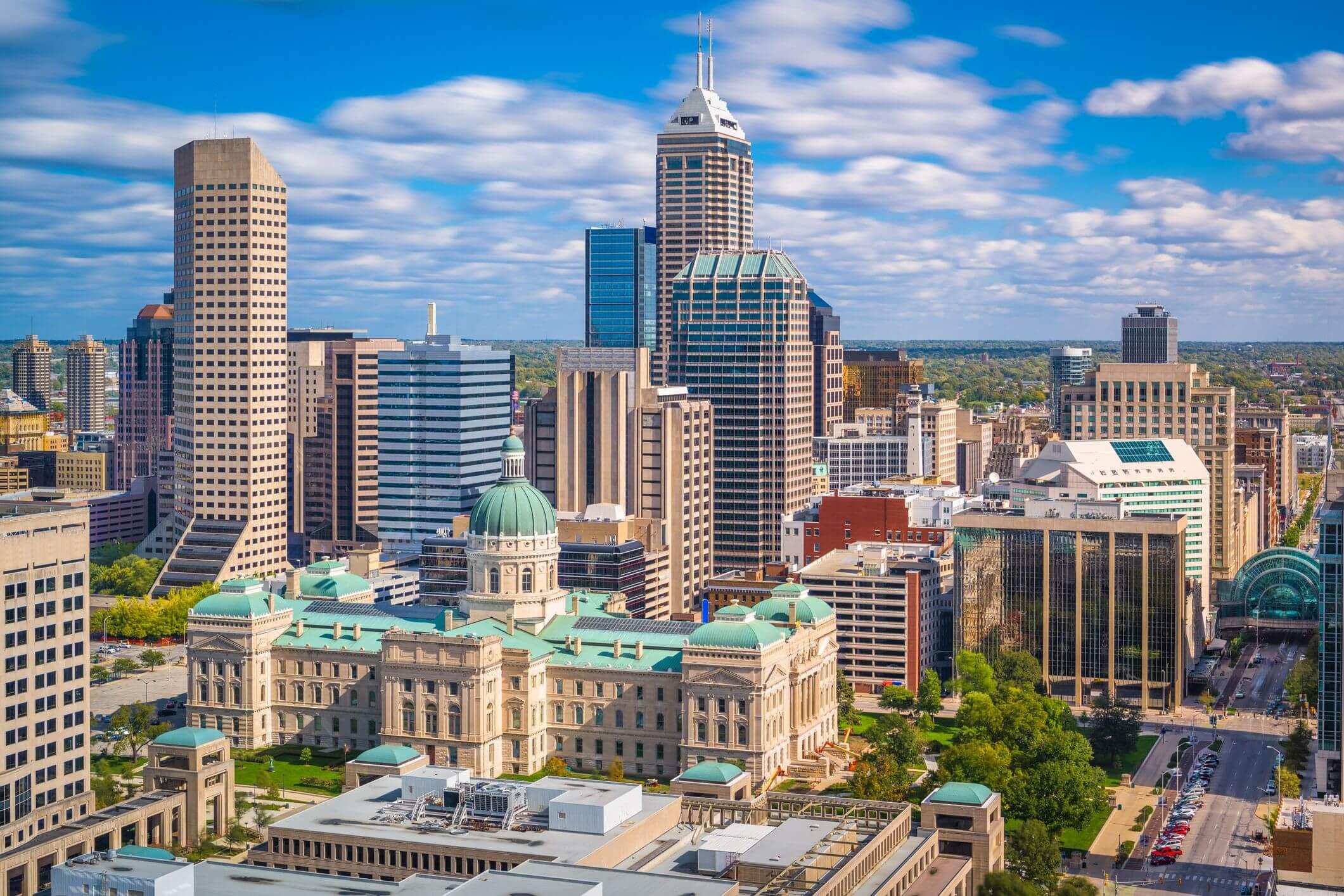 Office Interior Design Services in Indianapolis