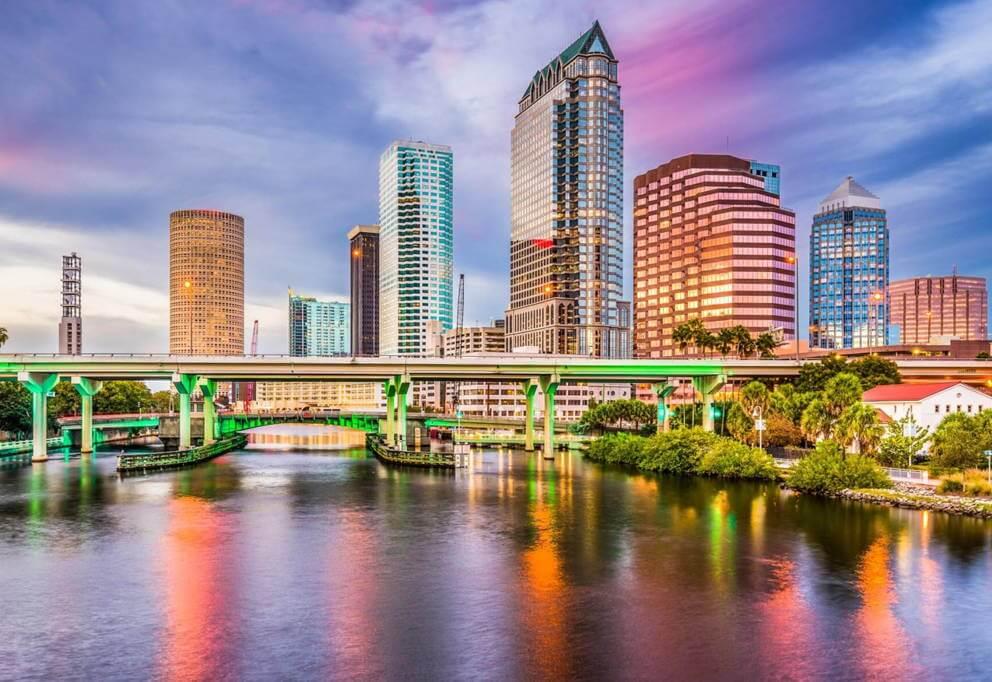 Office Interior Design Services in Tampa