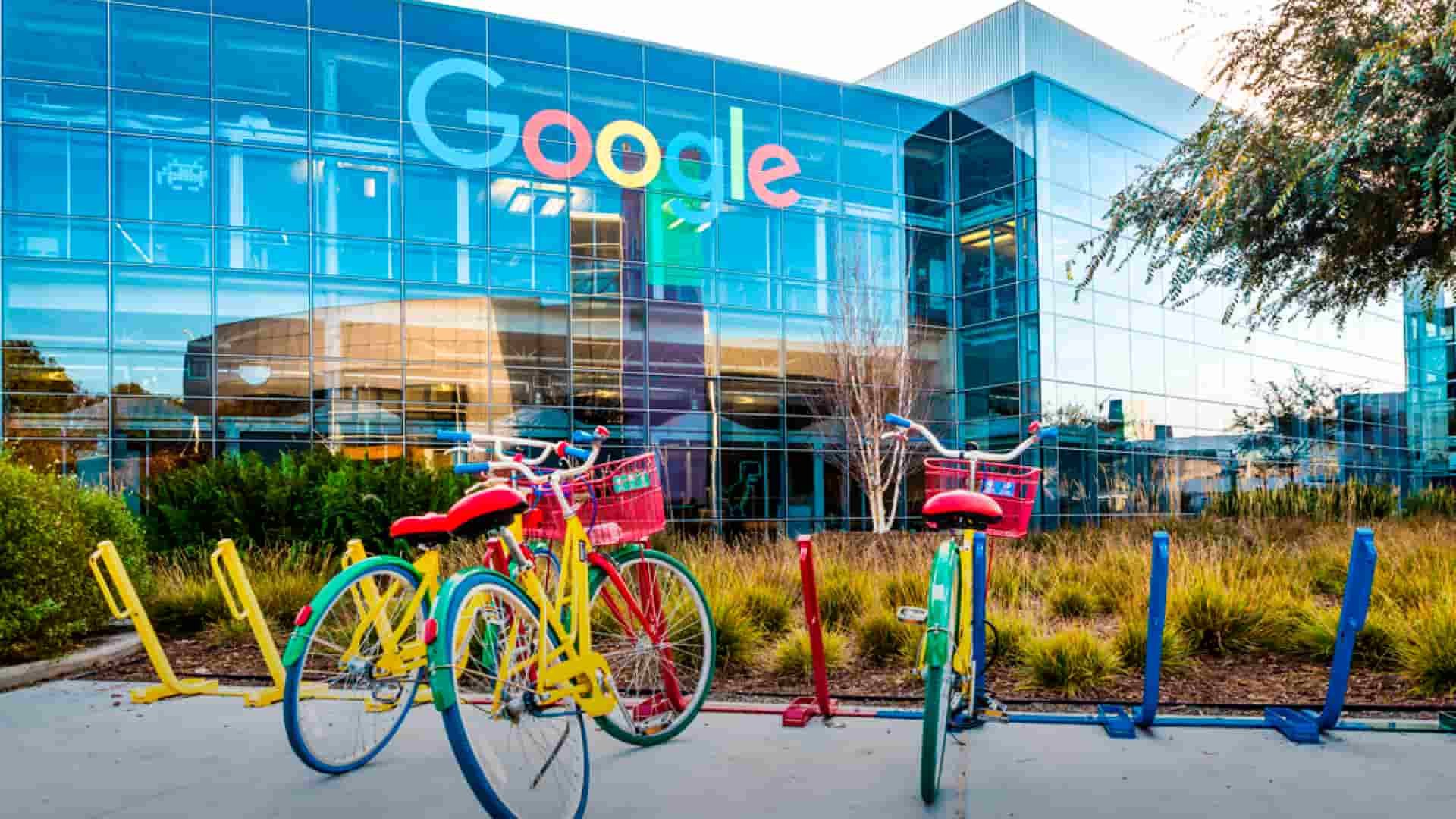 Google in Mountain View‍