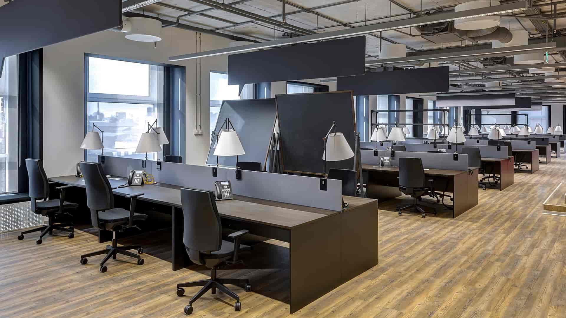 Office Design Budget