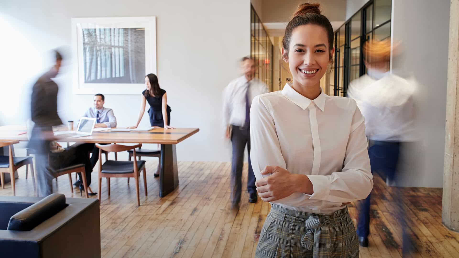 Noisy and distracting offices are unproductive