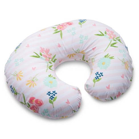 Boppy Floral Stripe Nursing Pillow And Positioner - Pink : Target