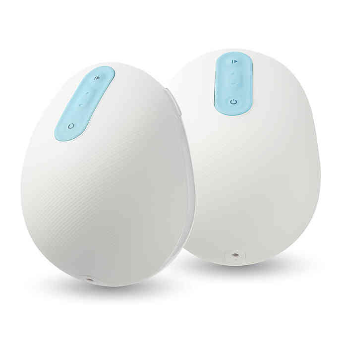 Willow® Wearable Double Hands-Free Electric Breast Pump | Bed Bath ...