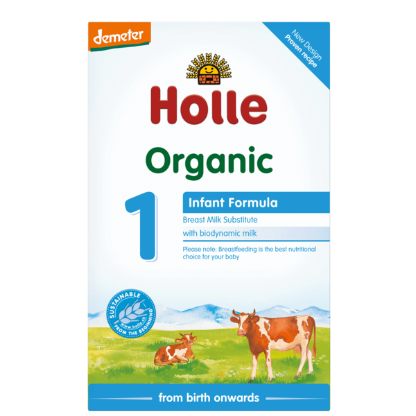 Holle Organic Baby Formula Stage 1